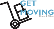 This is the Get Moving logo